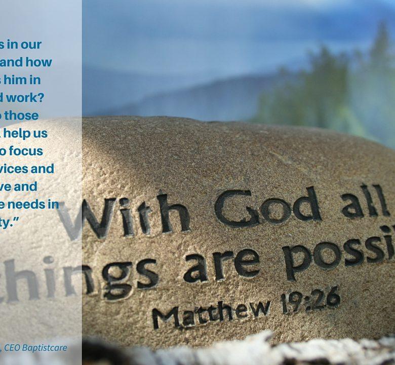 Blog Post - Faith-based leadership