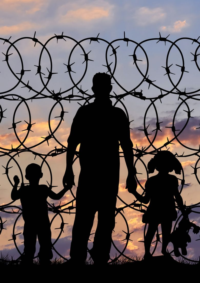refugees-in-detention-centre