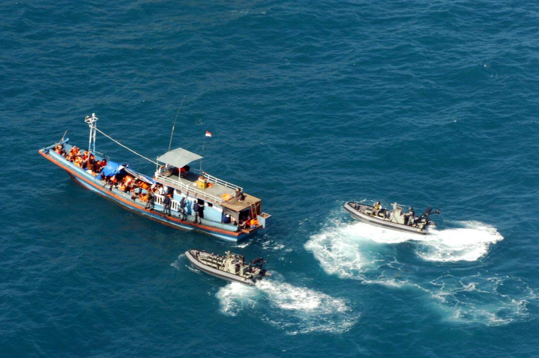 Asylum Seekers - Boat Interception